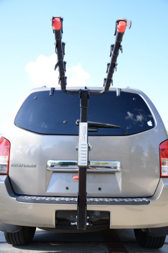 Best Hitch Mount Bike Rack >> Allen Sports Premier 4-bike Trailer Hitch Bike Rack