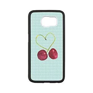custom samsung galaxy s6 Case, heart cell phone case for samsung galaxy s6 at Jipic (style 1)