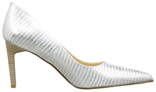 Elizabeth Stuart Laston, Scarpe Col Tacco Donna Bianco (Blanc)