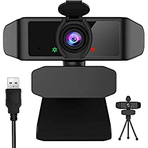 Flashandfocus.com 41of23A4DeL._SS300_ 2K Webcam with Microphone and AutoFocus Web Camera, USB Web Camera, for Streaming Online Class, Compatible with Zoom…