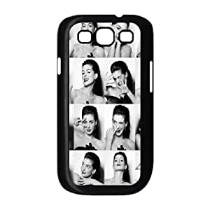 Samsung Galaxy S3 Case, Girls Anne Hathaway .She Has E a Long Way Since Her Days as Mia Thermopolis. Case for Samsung Galaxy S3 {Black}