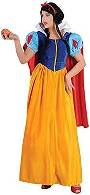Stamco Disfraz Blancanieves con Capa: Amazon.es: Juguetes y juegos