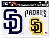 Rico Industries, Inc. San Diego Padres Multi Die Cut Magnet Sheet Heavy Duty Auto Home Baseball