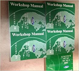 2008 ford f250 f350 f450 f550 truck service shop repair manual set w ewd  wiring: ford: amazon com: books