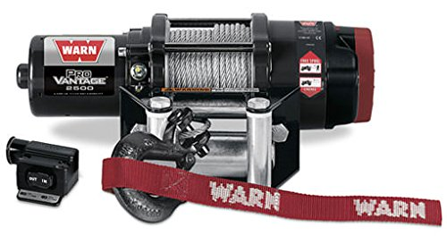 Warn 90250 ProVantage 2500 Winch - 2500 lb. Capacity