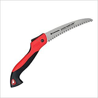 Corona RS 7245 Razor Tooth Folding Saw, 7-Inch Curved Blade
