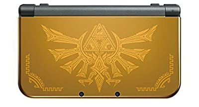 Nintendo New 3DS XL Hyrule Edition Console - Gold