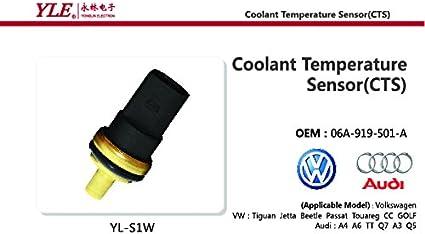 Water Temperature Sensor Brand New 1 Year Warranty! Seat Leon