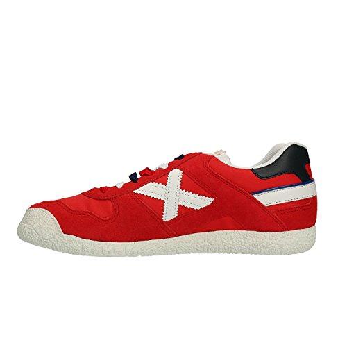 Red 1376 Munich Goal Rouge Sneakers 1nwwaq7x4