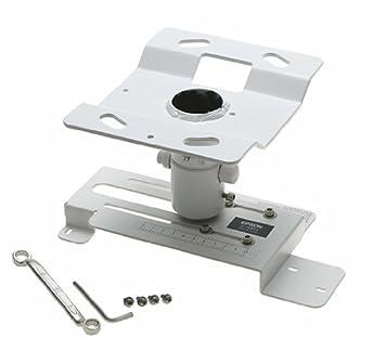 Epson 408477 - Soporte video proyector de pared, color blanco