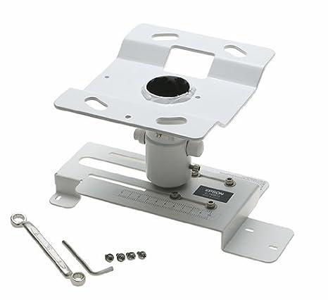 Epson 408477 - Soporte video proyector de pared, color blanco ...