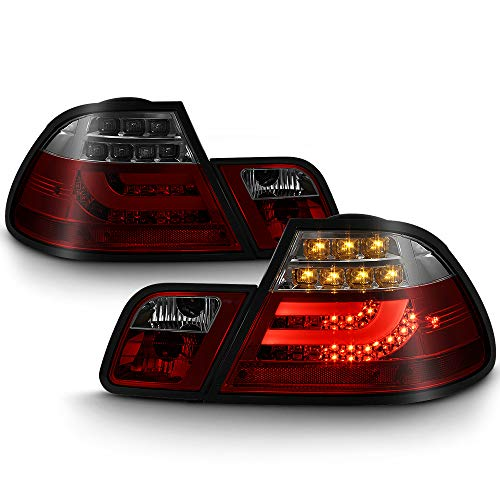 E46 M3 Smoked Led Tail Lights