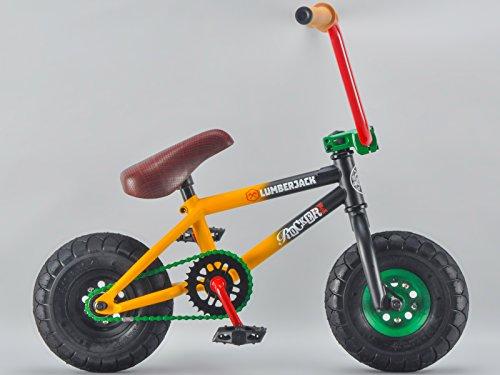 Rocker BMX Mini BMX Bike iROK+ LUMBERJACK RKR