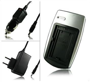 Cargador de Batería EN-EL3e Para Cámara NIKON D70s, D80, D90 ...