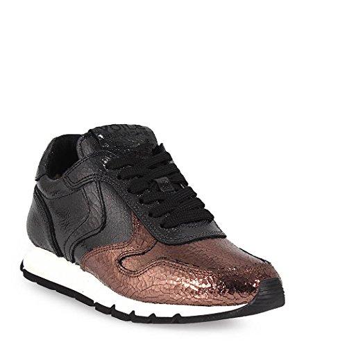 Zapatillas Negro Cuero Mujer 0012011723019104 Blanche Voile qpFtwXn