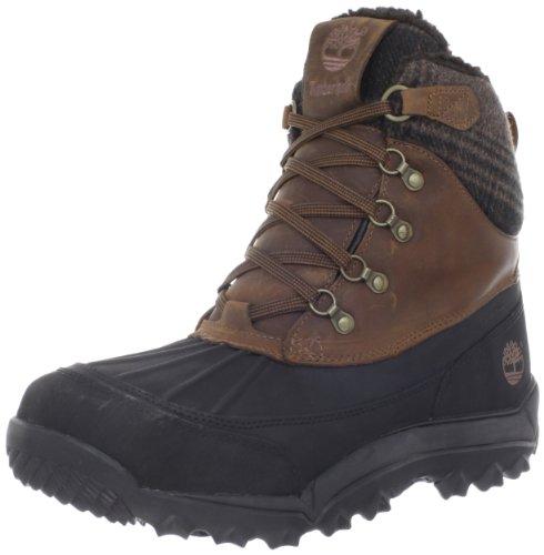 Men's Timberland Rime Ridge Duck 6″ Waterproof 40190 brun