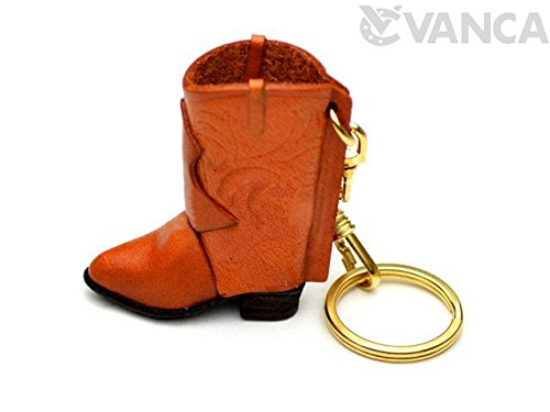 [Handmade made in Japan, new, craftsman] [leather] VANCA story KH Chain western boots (japan import)