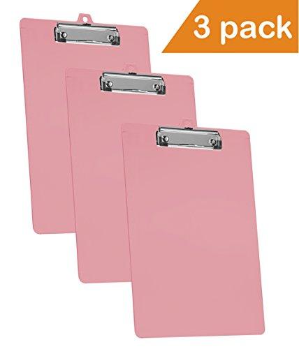 Acrimet Clipboard Letter Profile Solid