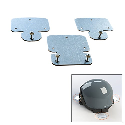 KING MB600 Removable Roof Mount Bracket Tailgater and Quest Satellite Antennas