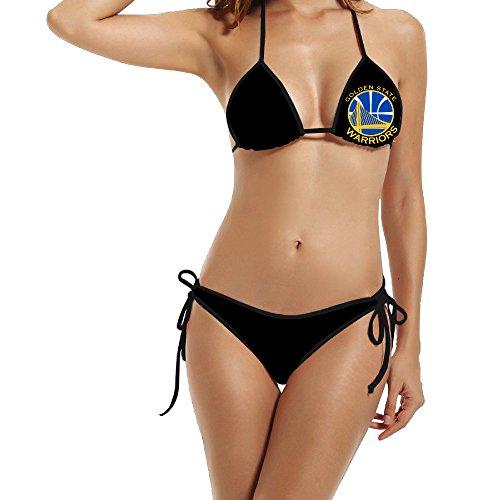Golden State Warriors Looney Kevon Sexy Bikini Swimsuit For Women