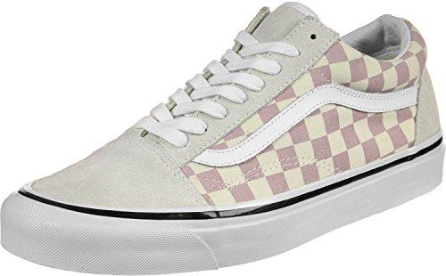 Vans Old Skool 36 DX Schuhe Grau Pink