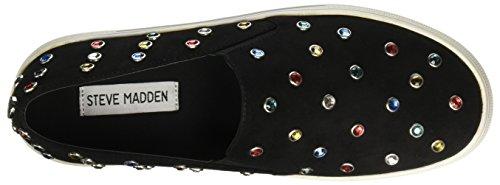 Steve Tenis GAMB01S1 Madden Zapatillas para de Black Multicolor Mujer xqaTgx