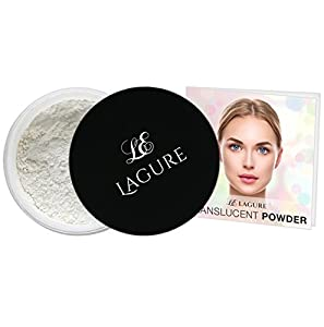 Translucent Powder - Best Loose Setting Powder Foundation and Highlighting Face Powder with Step-by-Step Guide
