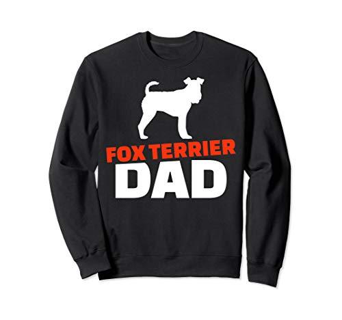 Fox Terrier dad Sweatshirt