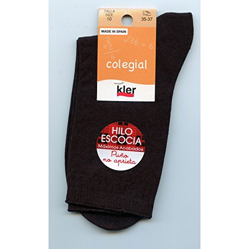 kler 8503 - calcetin infantil de hilo de escocia: Amazon.es: Ropa y accesorios