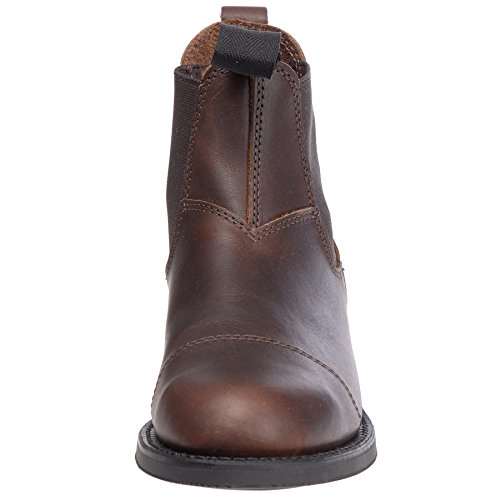 Canada Women's Tumbled Goodyear West Pecan Chelsea Original Boot Welt ZZ5vrqw