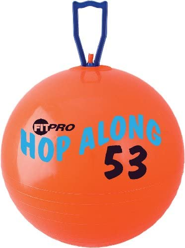 Champion Sports Fitpro Hop Along Pon Pon Ball 53 cm