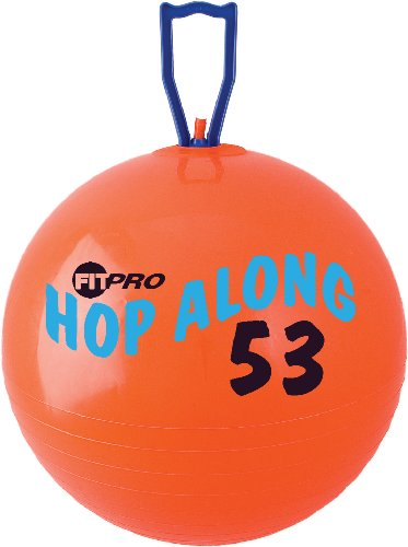 Champion Sports Fitpro Hop Along Pon Pon Ball (53 cm) Review