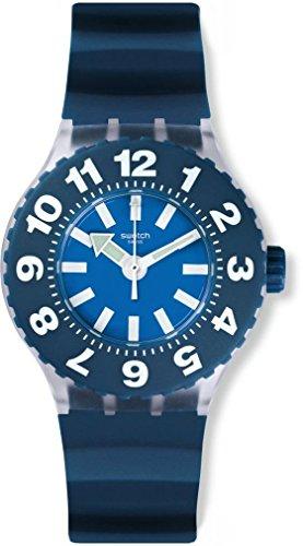 Swatch SUUK112 Originals Scuba Libre Die Blaue Men's Watch