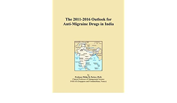 The 2011-2016 Outlook for Anti-Migraine Drugs in India: Icon