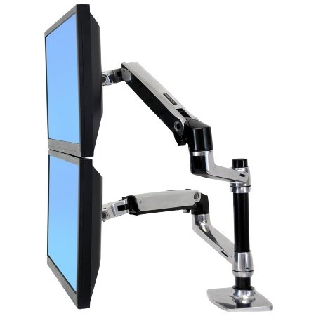 Ergotron 45-248-026 Mounting Arm for Flat Panel Display by Ergotron