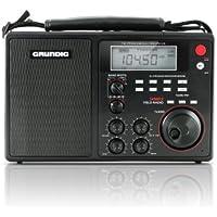Grundig S450DLX Deluxe AM/FM/Shortwave Radio - Black (NGS450DLB)