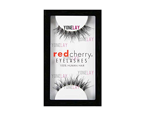 Red Cherry #DW False Eyelashes (Pack of 3 Pairs)