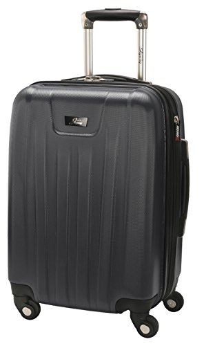 Skyway Nimbus 2.0 20-Inch 4 Wheel Expandable Carry-On, Black, One Size Review