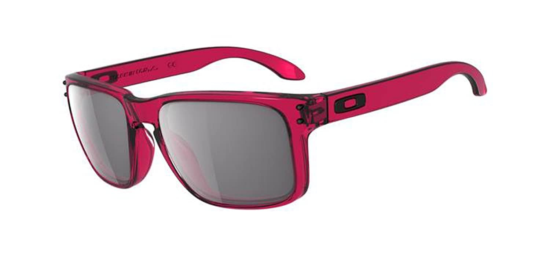 Damen Sonnenbrille Oakley Holbrook crystal pink
