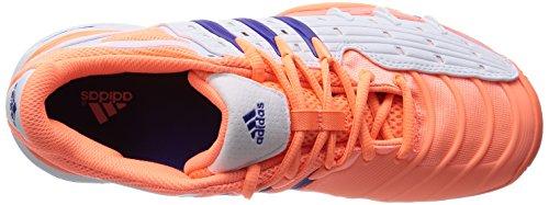 Adidas BARRICADE V CLASSIC Chaussures de tennis femme Blanc 38