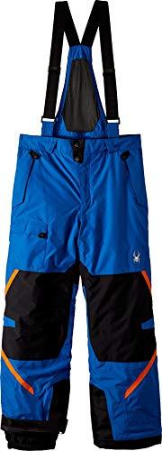 Expedition Pant Blue (Spyder Kids Boy's Tordrillo Pants (Big Kids) Turkish Sea/Black/Exuberance 12)