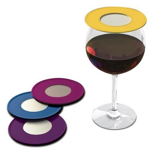 Drink Tops Outdoor Ventilated Wine Glass Covers