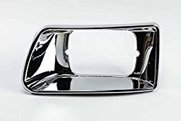 HEAD LIGHT BEZEL(FRONT)(OE), (LEFT HAND SIDE), CHROME