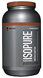 Isopure Zero Carb Protein Powder, Whey Protein Isolate, Keto Friendly, Flavor: Columbian Coffee, 3 Pounds (Packaging May Vary)