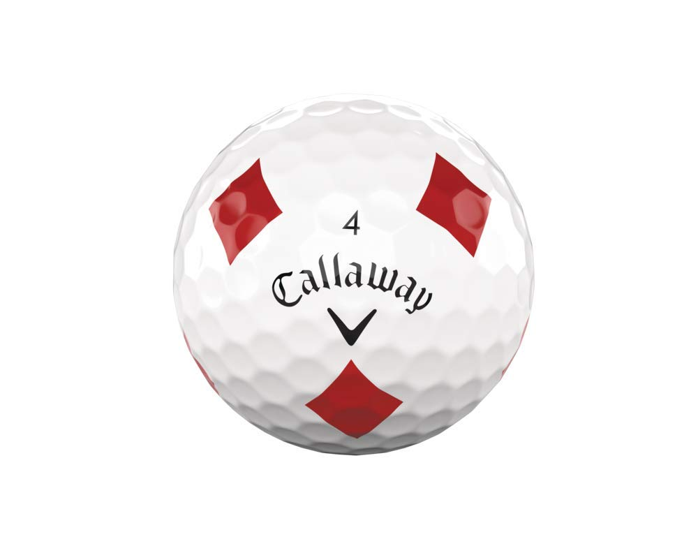 Callaway Golf Chrome Soft Truvis Golf Balls (One Dozen), Suits (Limited Edition) by Callaway (Image #7)
