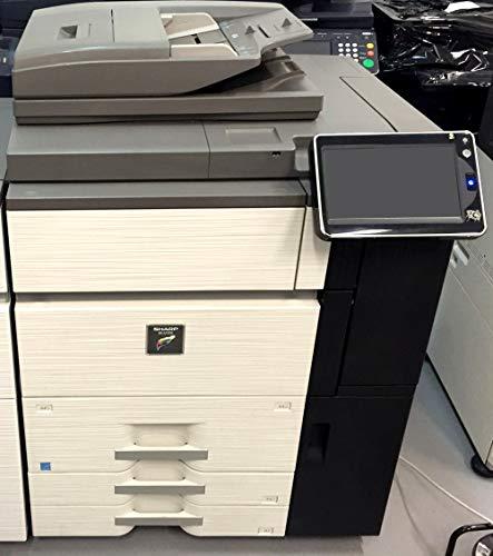 Sharp MX-6240N High-Speed Color Laser Printer Copier Scanner 62PPM, A4 A3 - Refurbished