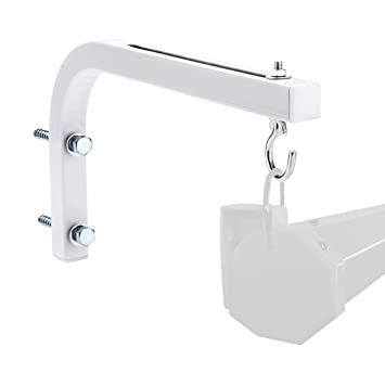 Zice - Soporte Universal para proyector de Techo (Aluminio, con ...