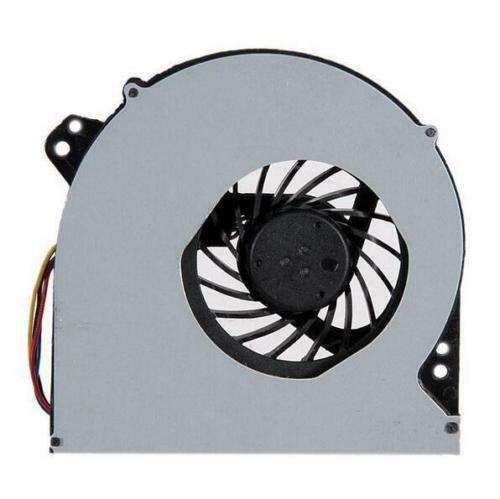 SWCCF CPU Cooling Fan for Asus G74 G74jh G74sw G74sw G74s-xr1 G74sx G74j G74s, P/N: Delta KSB06105HB-BA82, 4 Wires/ 4 pins Connector