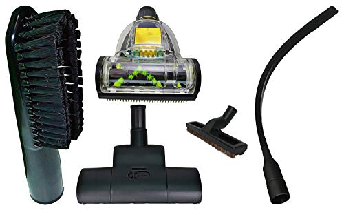 - ZVac Compatible Attachment Kit Replacement for AirVac. Premium Generic Airvac Central Vacuum Accessories Floor Brush, 24