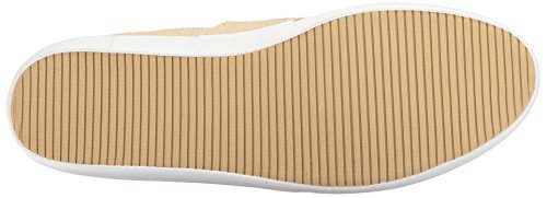 Tan Men's Loafer Marice Lacoste Canvas Cqwxf0T8p
